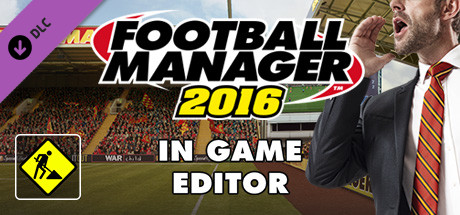 Football Manager 2016 In-Game Editor