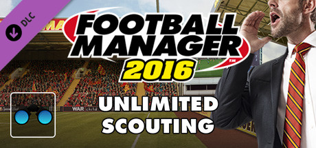 Football Manager 2016 Touch Mode - Unlimited Scouting