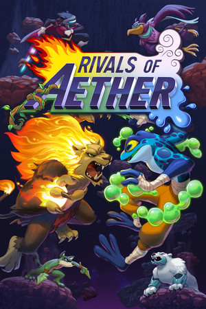 Rivals of Aether poster image on Steam Backlog