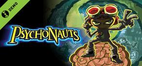 Psychonauts Demo cover art