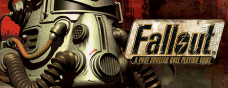 Fallout: A Post Nuclear Role Playing Game - 辐射:后核战角色扮演游戏