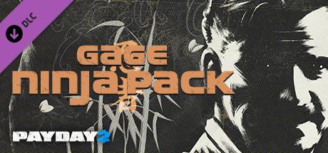 PAYDAY 2: Gage Ninja Pack on Steam