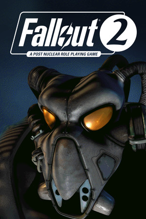 Fallout 2: A Post Nuclear Role Playing Game poster image on Steam Backlog