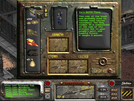 تحمل لعبة نهاية العالم الجزء التاني-fallout 2