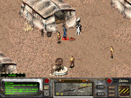 скриншот Fallout 2: A Post Nuclear Role Playing Game 5