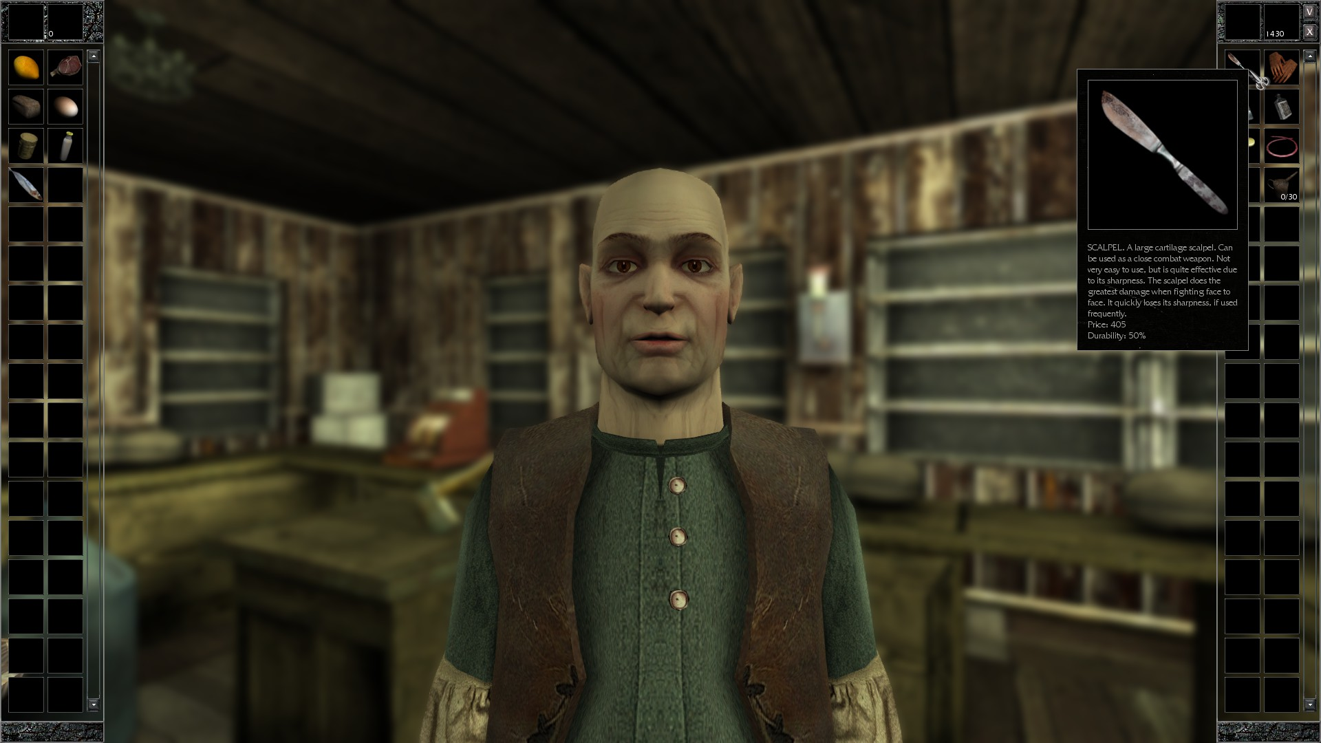 Pathologic Classic HD screenshot 2