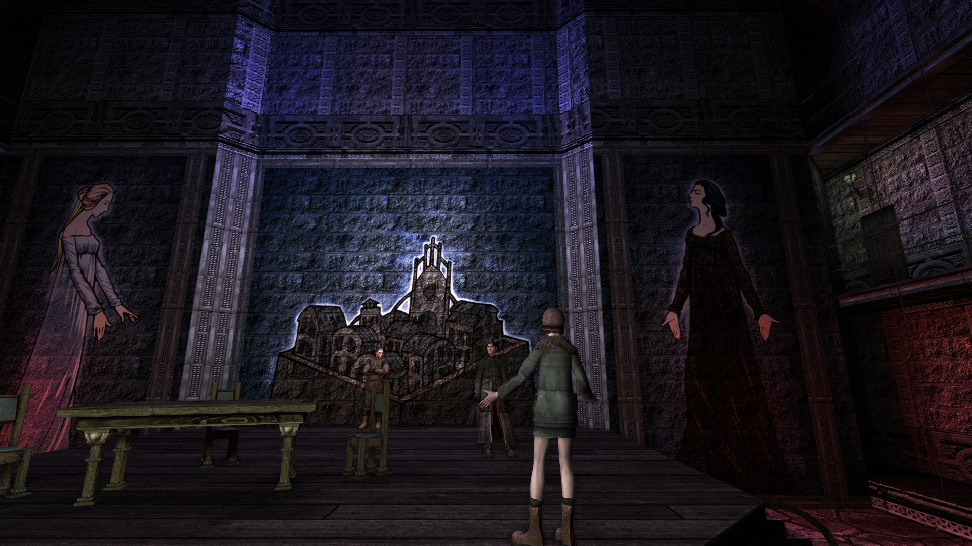 Pathologic Classic HD screenshot 1