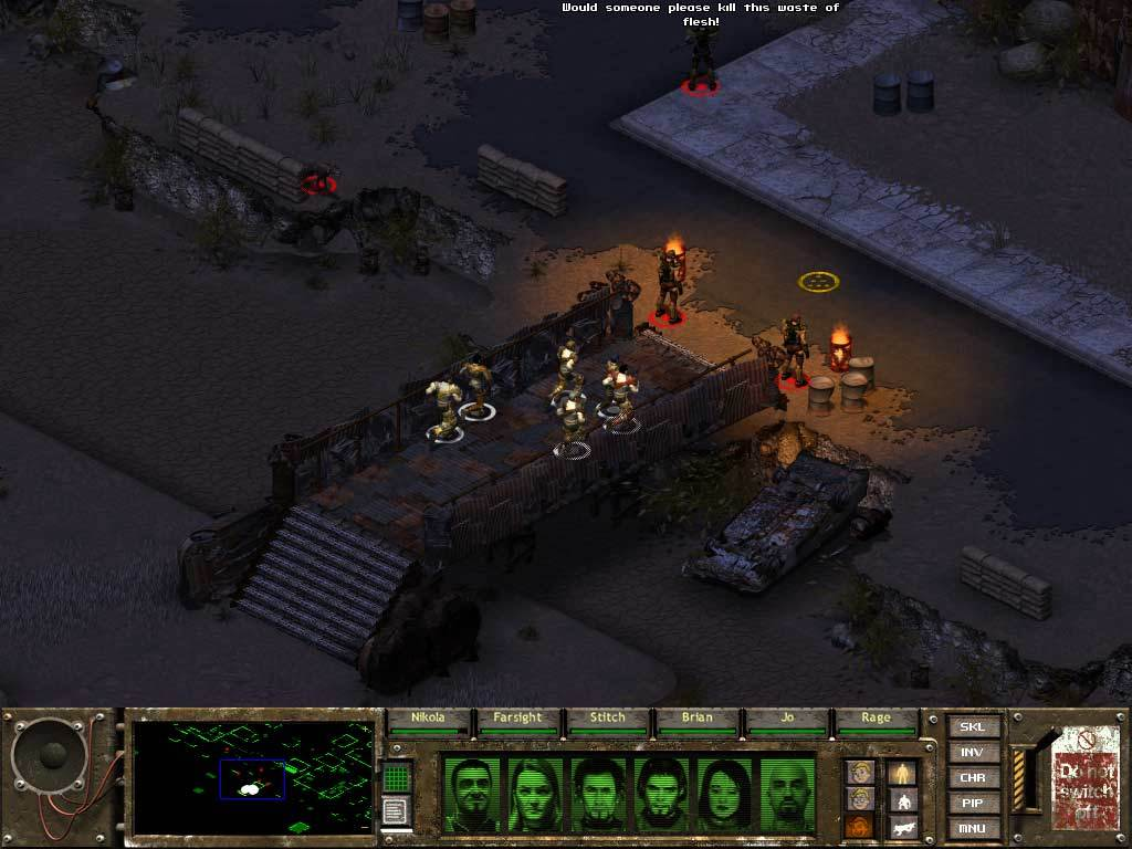 Fallout Tactics Brotherhood Of Steel On Steam