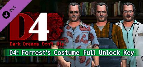 D4: Forrest's Costume Full Unlock Key