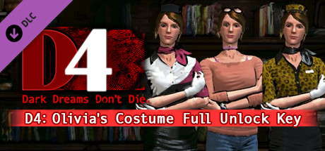 D4: Olivia's Costume Full Unlock Key on Steam