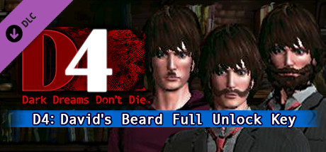 D4: David's Beard Full Unlock Key on Steam