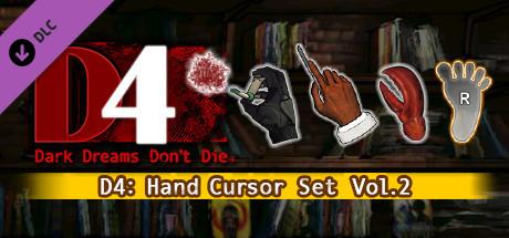 D4: Hand Cursor Set Vol.2 on Steam