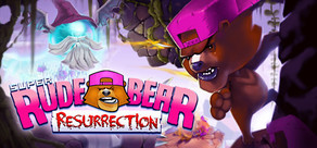Super Rude Bear Resurrection cover art