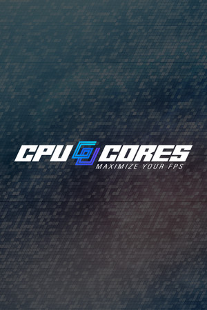 CPUCores :: Maximize Your FPS poster image on Steam Backlog