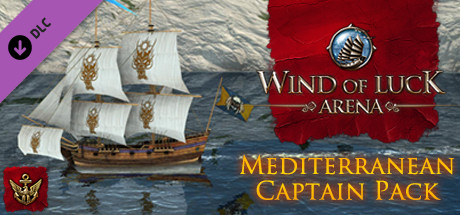 Wind of Luck: Arena - Mediterranean Captain pack