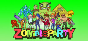 Zombie Party cover art