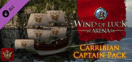 Wind of Luck: Arena - Caribbean Captain pack on Steam