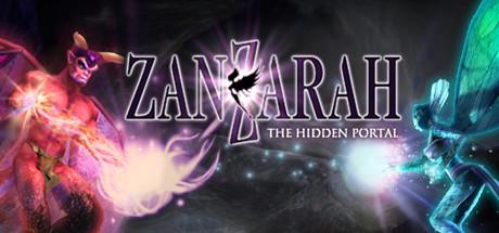 Game Banner Zanzarah: The Hidden Portal