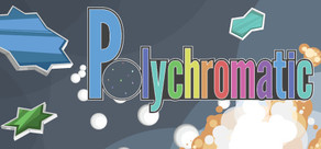 Polychromatic cover art