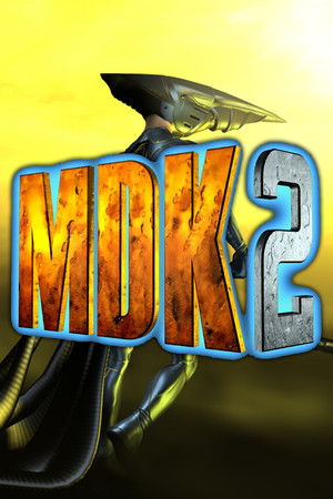 MDK 2 poster image on Steam Backlog