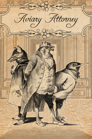 Aviary Attorney poster image on Steam Backlog
