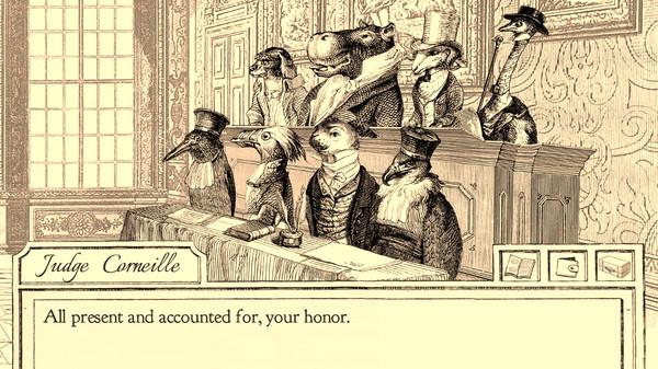 Screenshot of Aviary Attorney