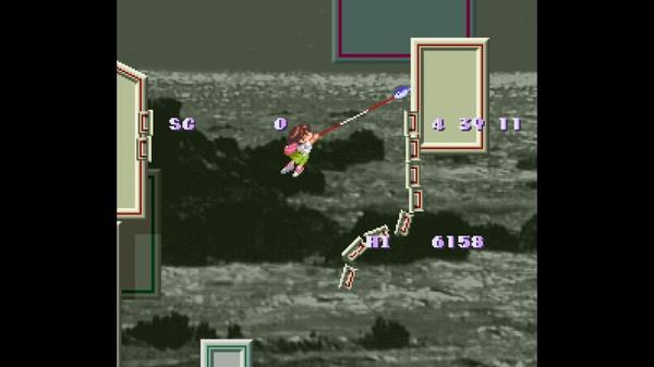скриншот Umihara Kawase 3