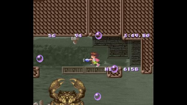 скриншот Umihara Kawase 4