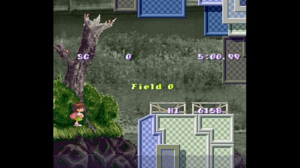 скриншот Umihara Kawase 0