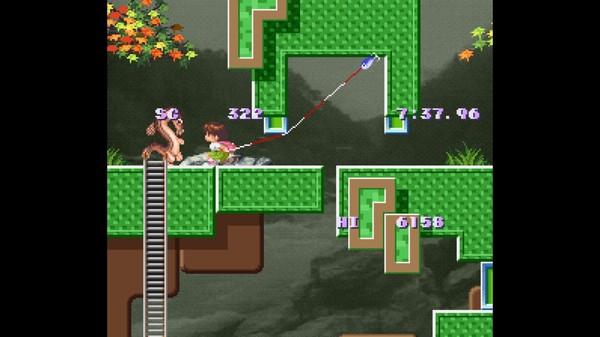 скриншот Umihara Kawase 2