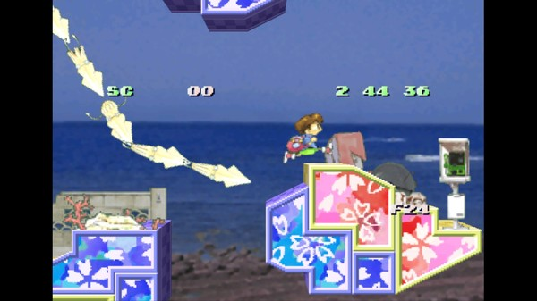 скриншот UmiharaKawase Shun Steam Edition 4