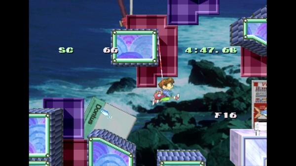 скриншот UmiharaKawase Shun Steam Edition 3