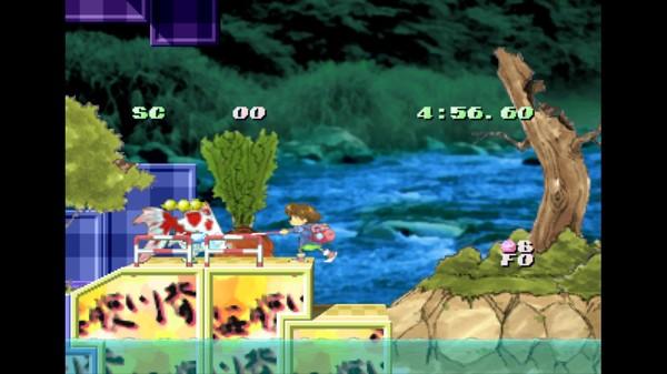 скриншот UmiharaKawase Shun Steam Edition 0