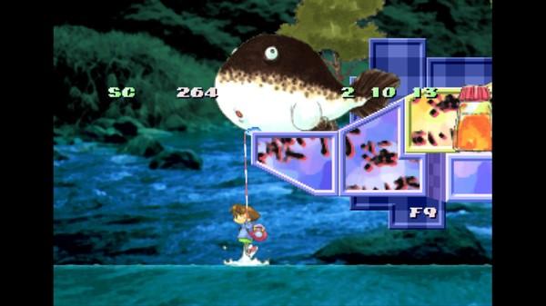 скриншот UmiharaKawase Shun Steam Edition 1