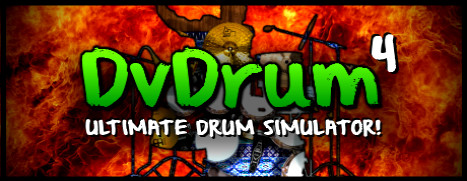 DvDrum, Ultimate Drum Simulator! - DvDrum 超级鼓模拟