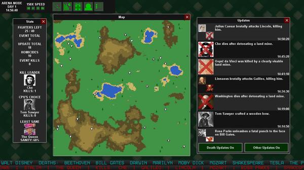 скриншот Ultimate Arena 3