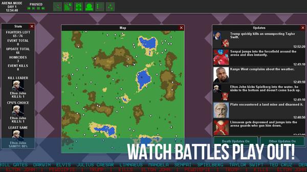скриншот Ultimate Arena 2