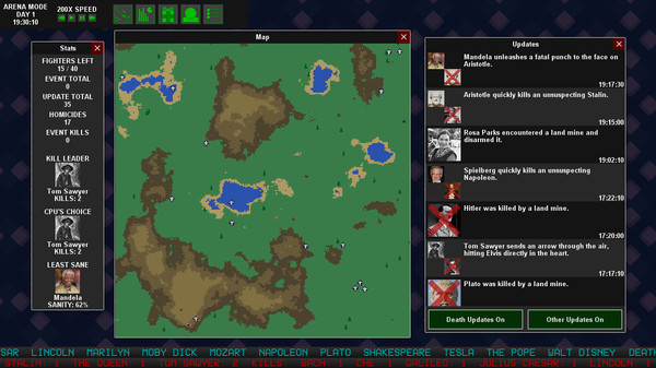 скриншот Ultimate Arena 5