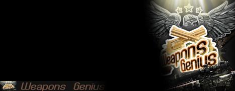 Weapons Genius - 武器天才