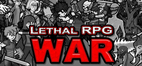 Lethal RPG: War cover art