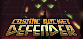 Cosmic Rocket Defender cover art