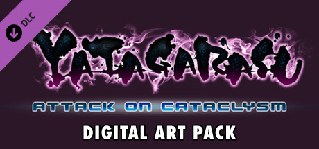Yatagarasu Attack on Cataclysm Digital Art Pack
