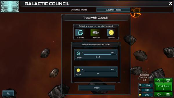 Galactic Conquerors