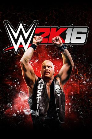 WWE 2K16 poster image on Steam Backlog