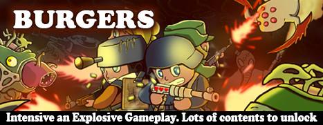 Burgers - 汉堡战队