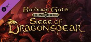 Baldur's Gate: Siege of Dragonspear cover art
