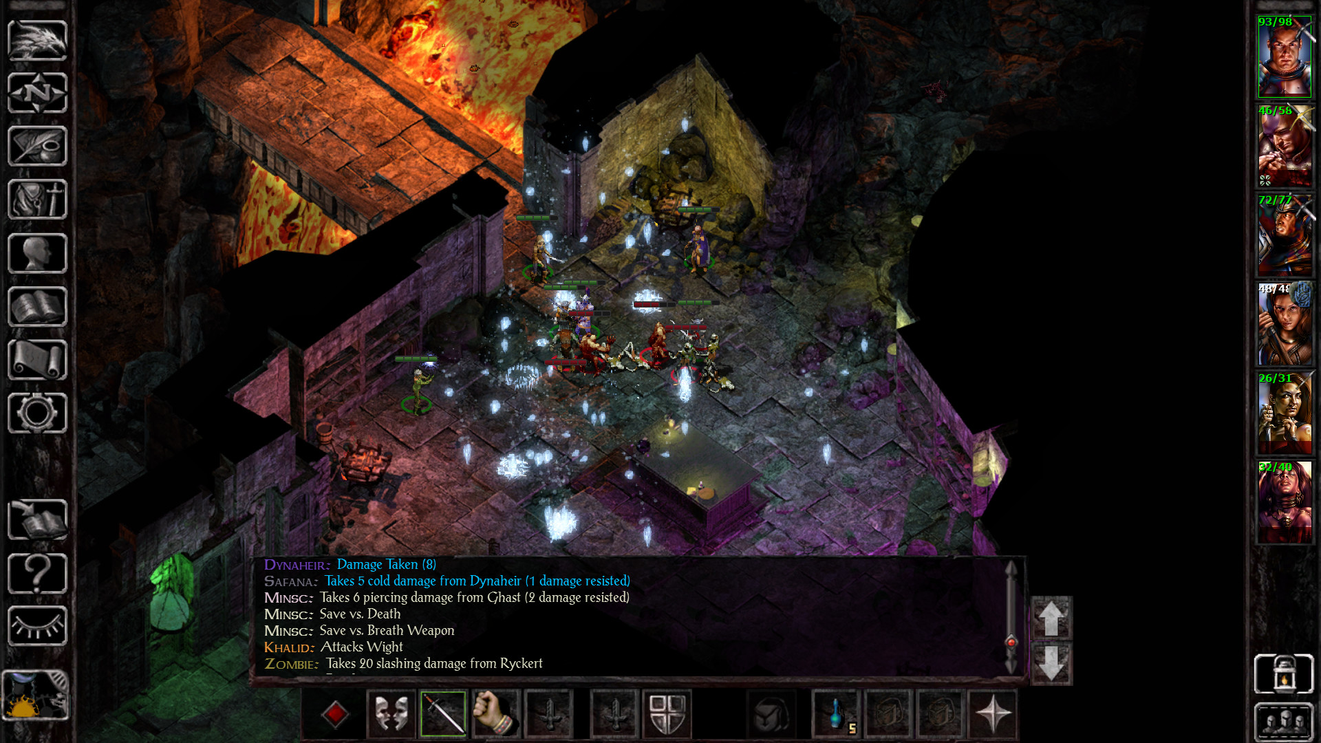 Baldurs Gate: Siege of Dragonspear screenshot 2