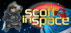 Scott in Space cover art