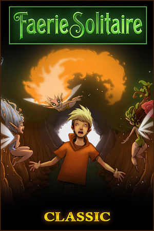Faerie Solitaire poster image on Steam Backlog