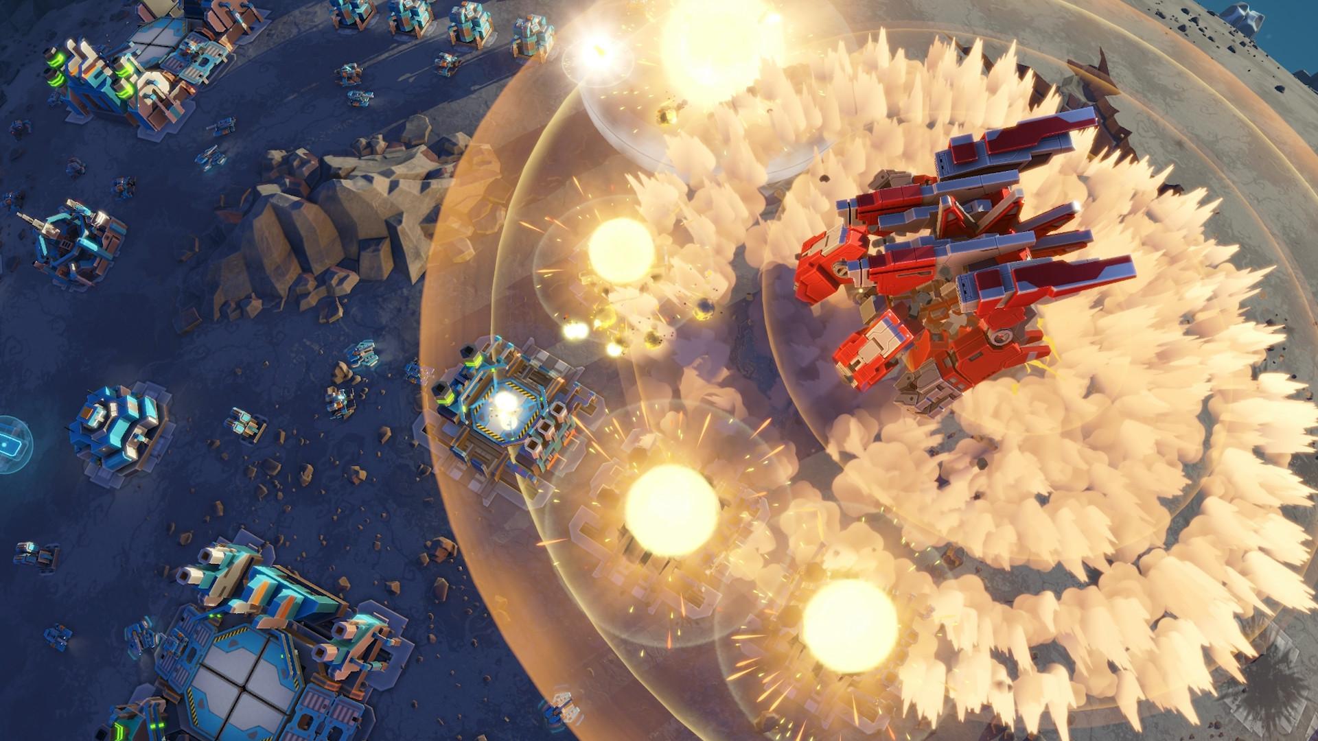 Planetary Annihilation: TITANS Screenshot 3